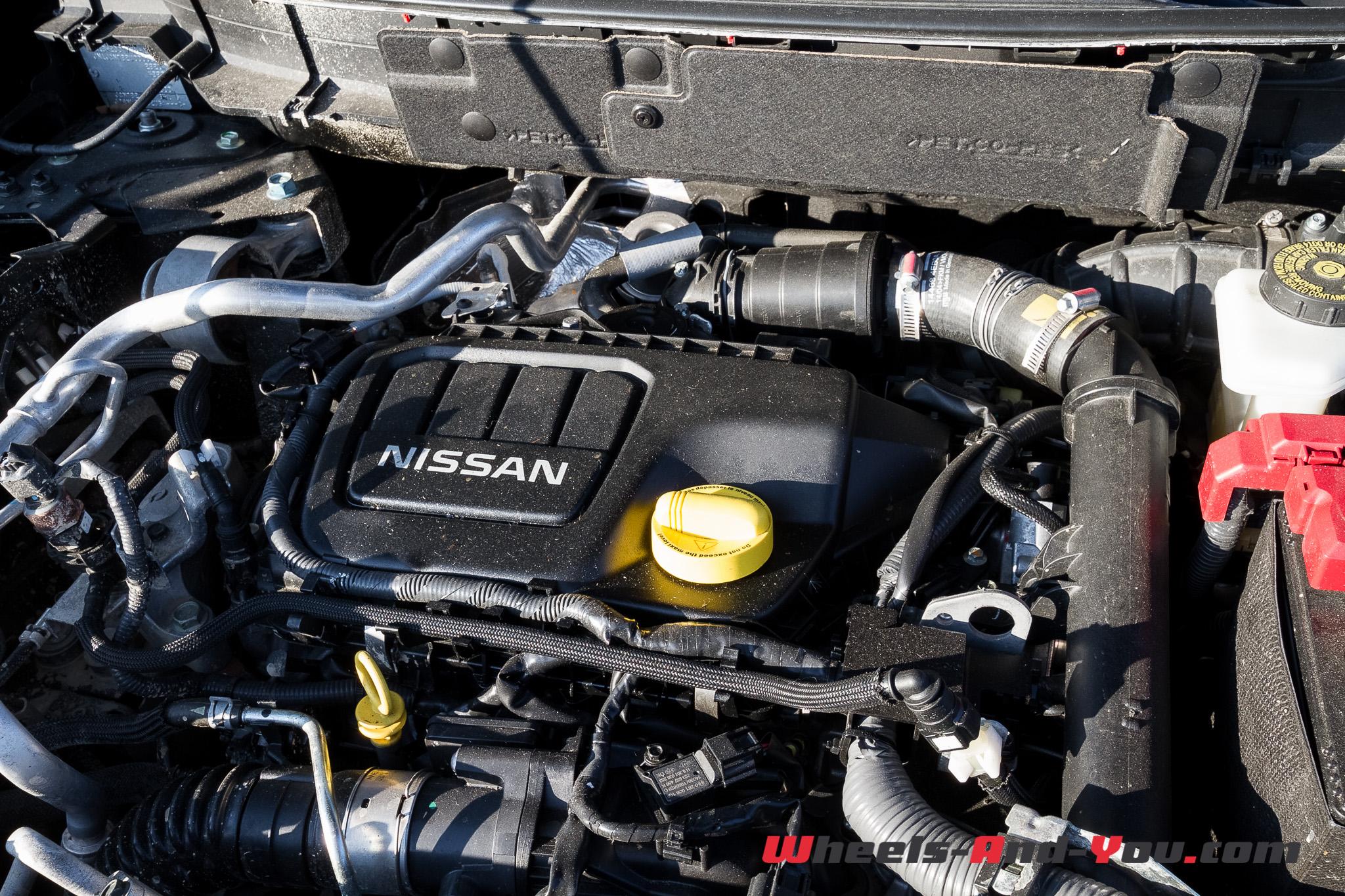 Nissan X Trail 45