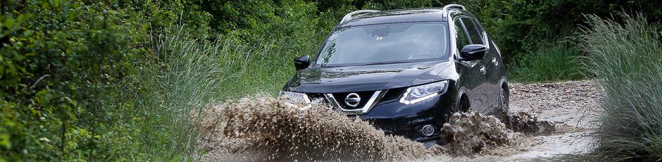 Nissan X Trail banner