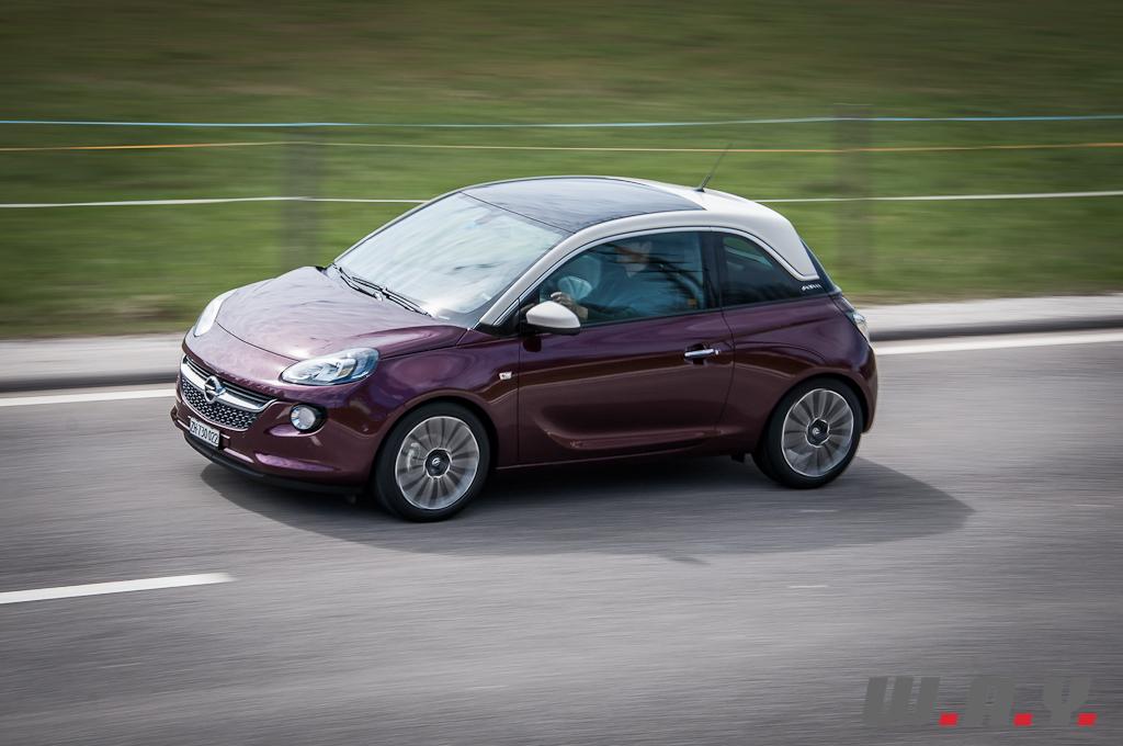 Essai Opel Adam Glamour Un Peu Beaucoup
