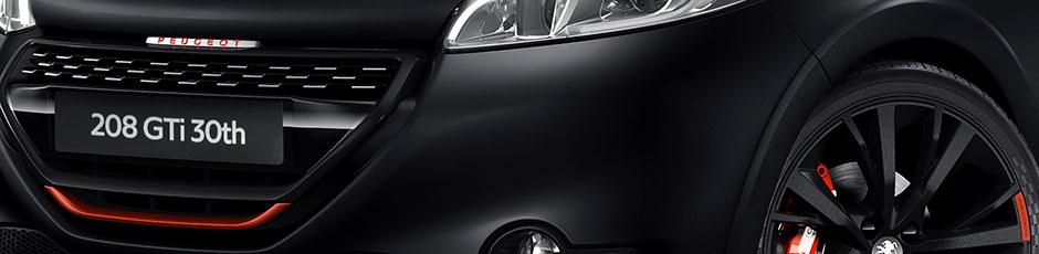 Peugeot208GTi30th banner