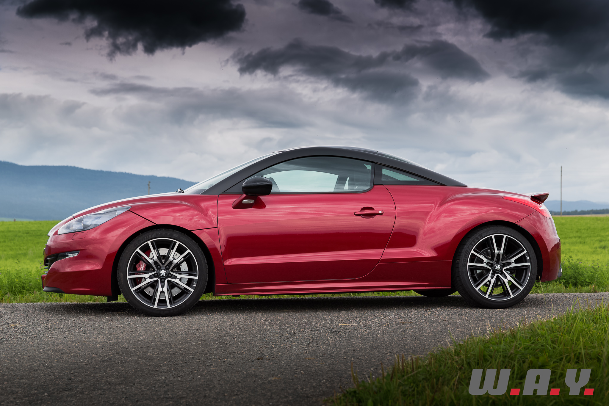 essai peugeot rcz r le lion sort ses griffes et les dents wheels and. Black Bedroom Furniture Sets. Home Design Ideas