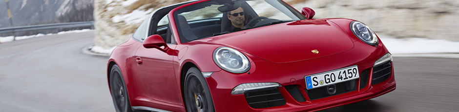 Porsche911Targa4GTS banner