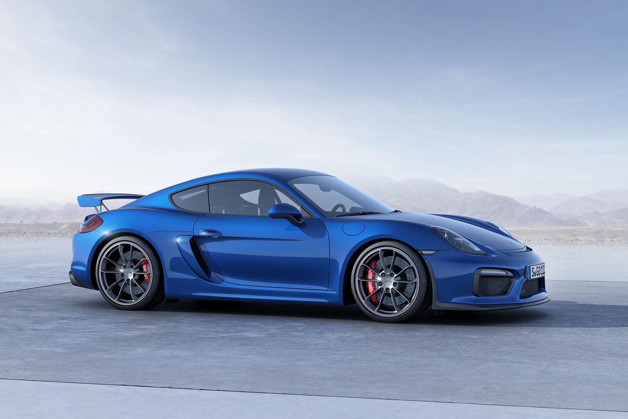 PorscheCaymanGT4 11