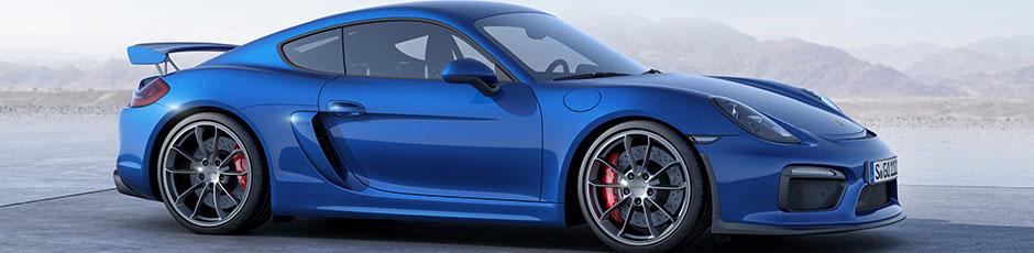 PorscheCaymanGT4 banner