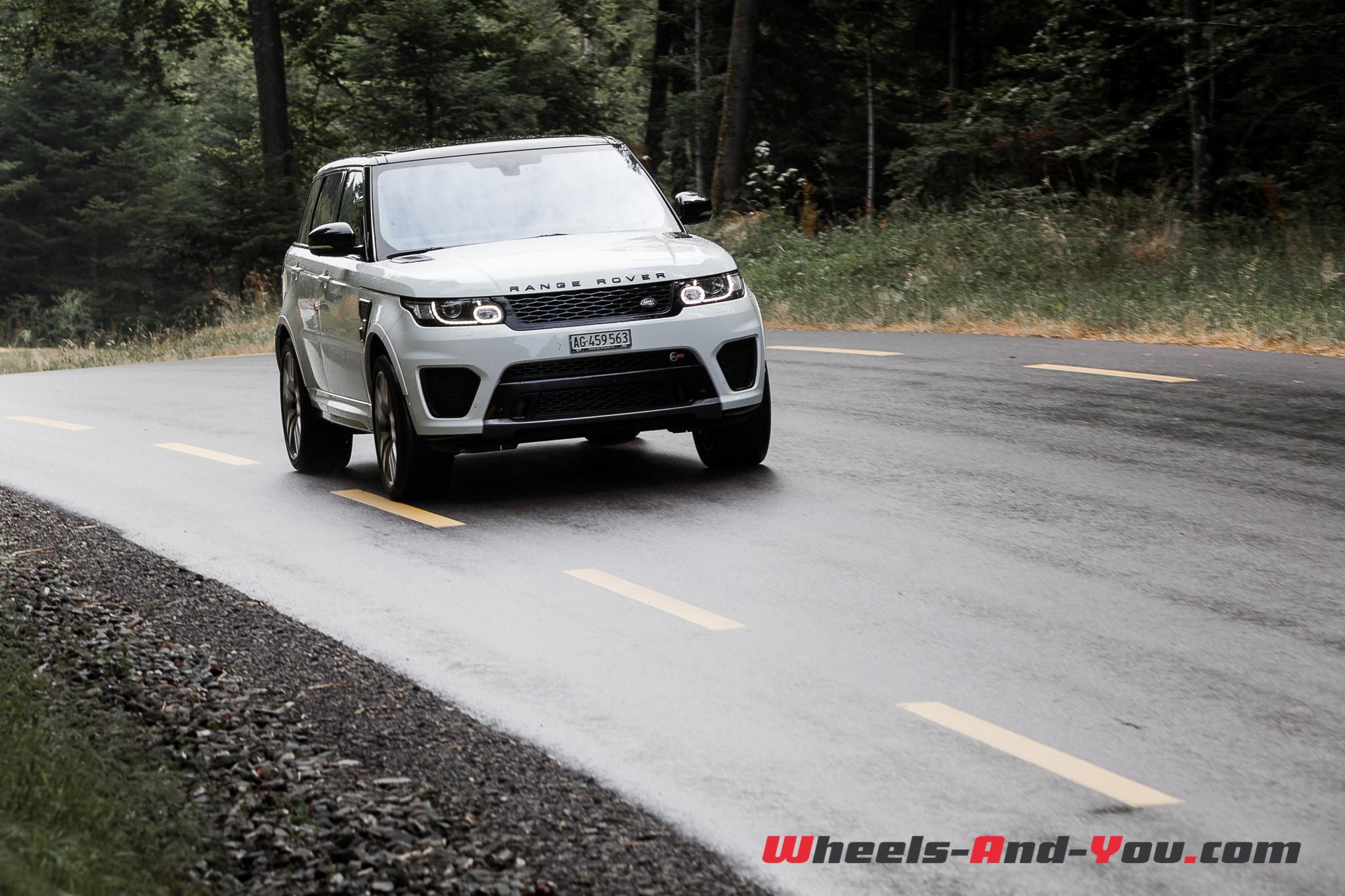 Range Sport SVR-02