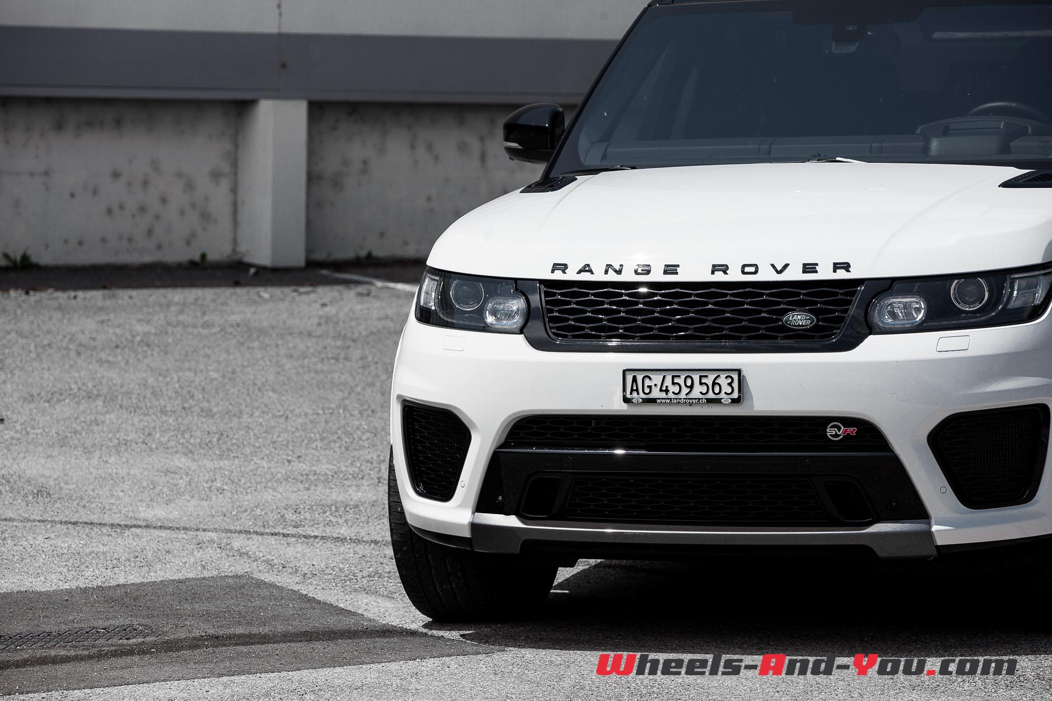 Range Sport SVR-12