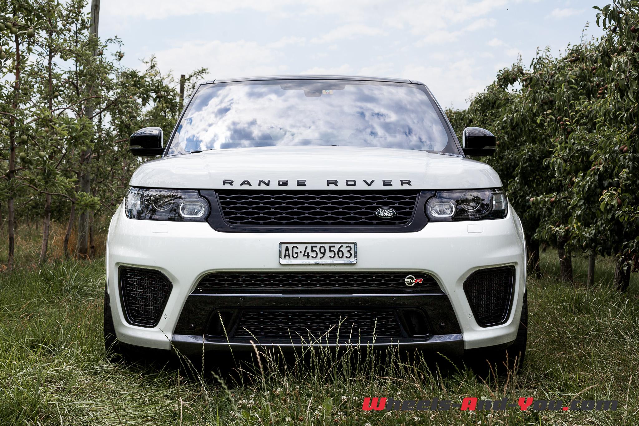 Range Sport SVR-17