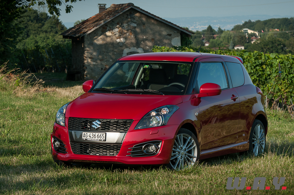 essai suzuki swift sport ca swift pas mal wheels and. Black Bedroom Furniture Sets. Home Design Ideas