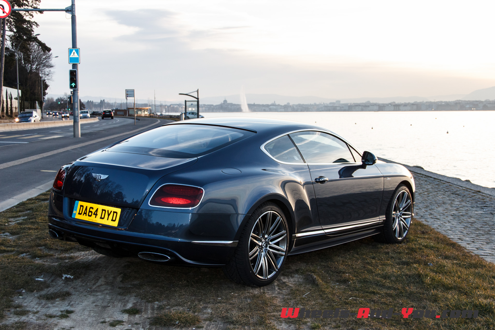 Essai Bentley Continental Gt Speed My2015 Toujours