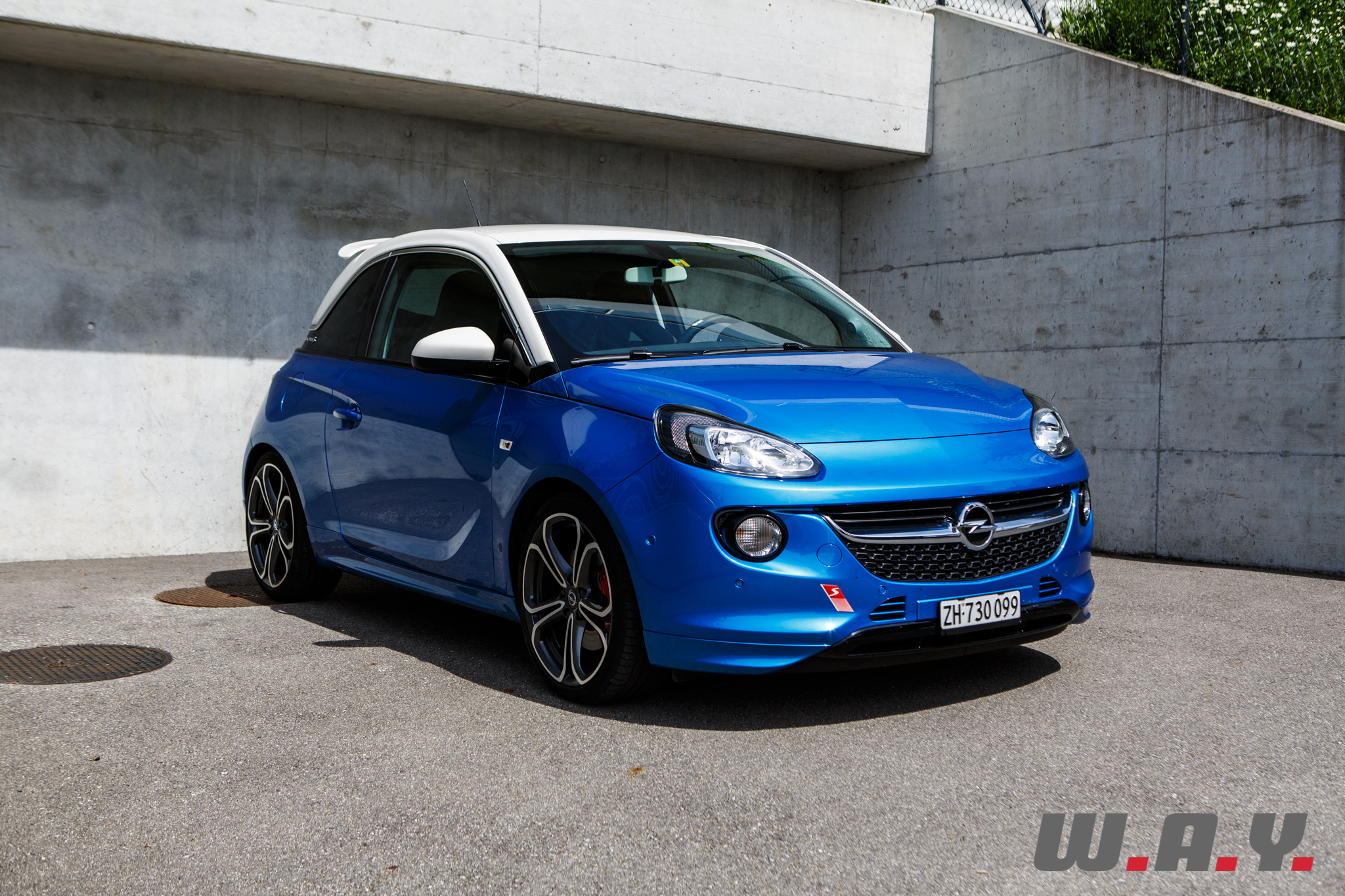 essai opel adam s une petite bombe parfaitement ma tris e wheels and. Black Bedroom Furniture Sets. Home Design Ideas